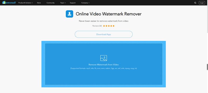 Odstranit vodoznak z videa