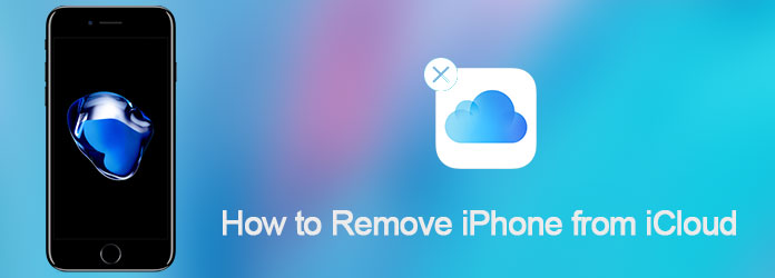 Rimuovi iPhone da iCloud