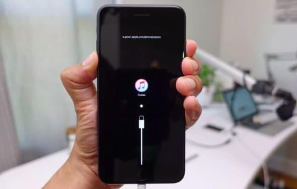 Βάλτε το iPhone 7 σε λειτουργία ανάκτησης
