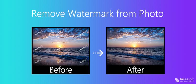 Odebrat vodoznak z fotografie