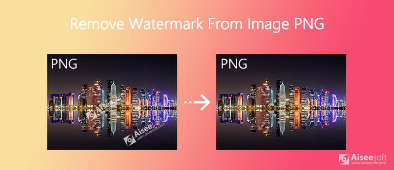 Odebrat vodoznak z PNG/JPG