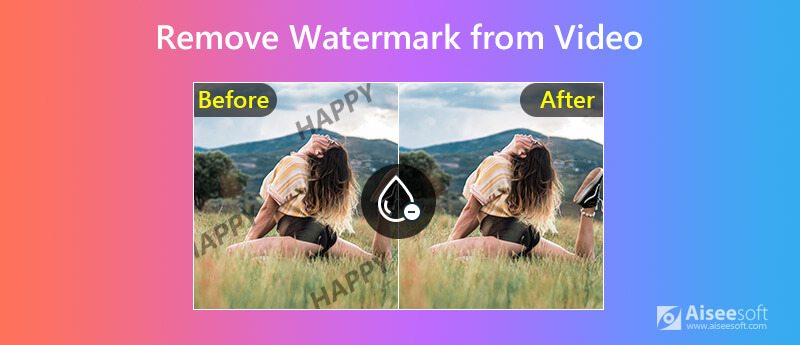 Remove Watermark from a Video