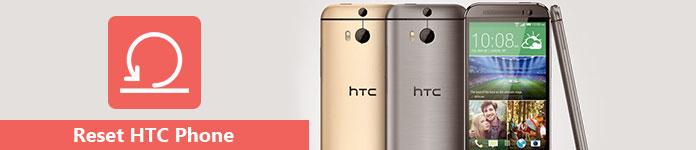Επαναφορά HTC Phone