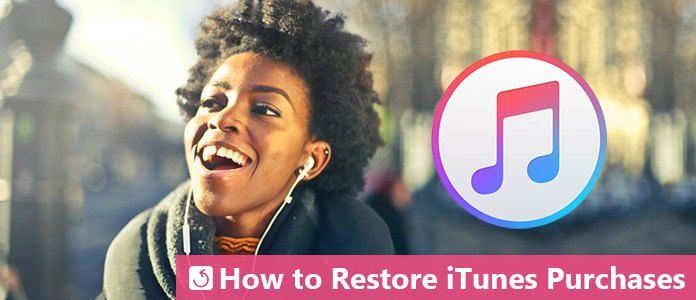 How to Rrestore iTunes Purchases
