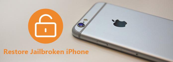 Ripristina iPhone jailbroken