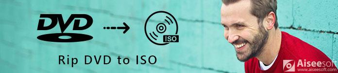 Zgraj DVD na ISO