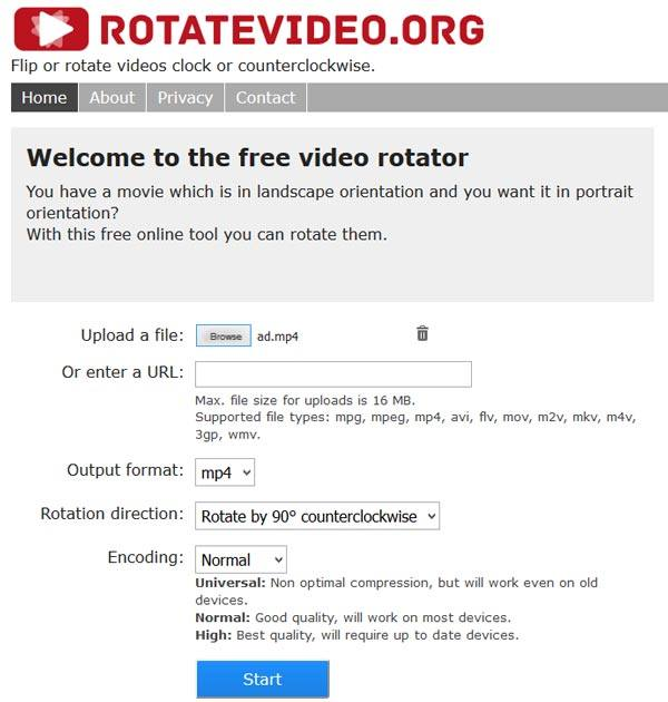 How to rotate a video in windows how to rotate a video on windows and mac ccuart Images