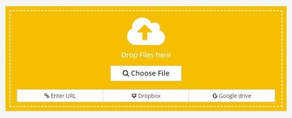 Scegli il file