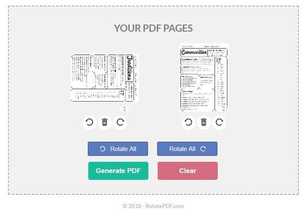 Ruota PDF