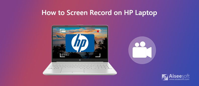 Screen Record su HP