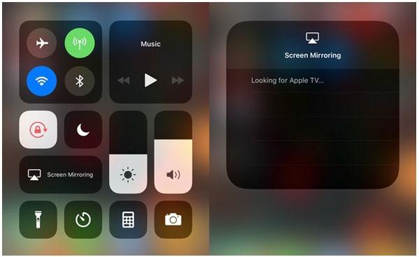 Μοιραστείτε την οθόνη του iPhone σας στο iOS 12