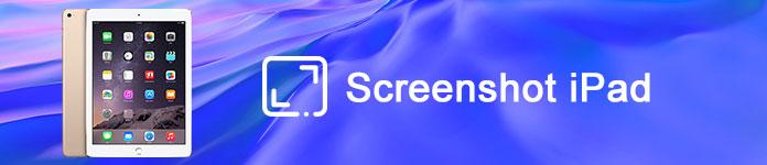 Zrzut ekranu iPada