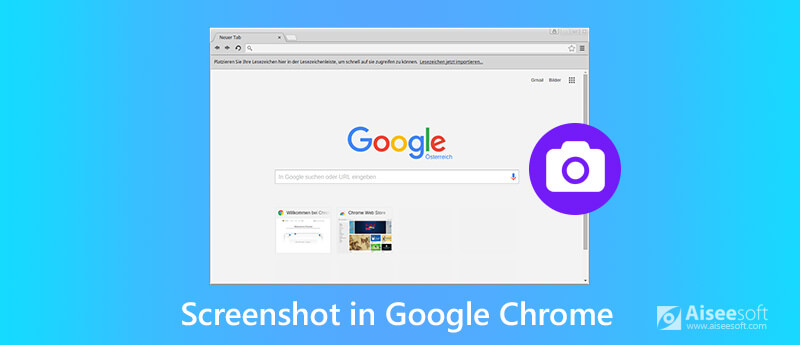 Screenshot di Google Chrome