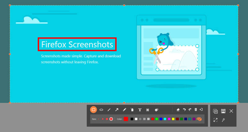 Επεξεργασία στιγμιότυπου οθόνης 800