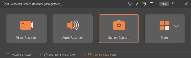 Επιλέξτε Screen Capture 800
