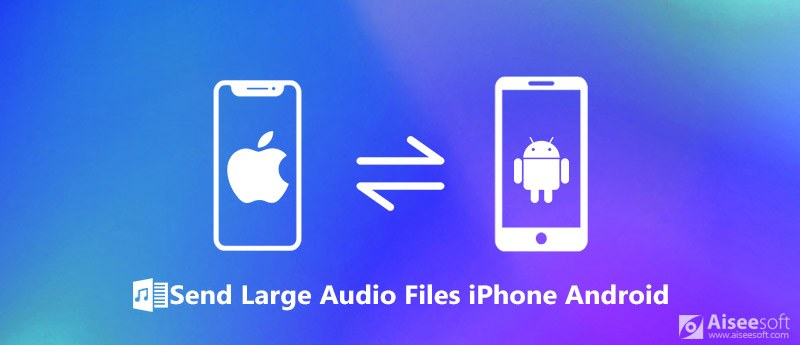 Sending Large Audio Files from iPhone to Android