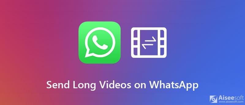 Wysyłaj długie filmy na Whatsapp