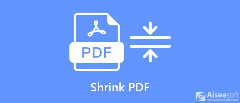 Riduci PDF