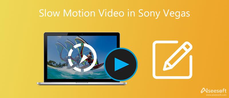 Sony Vegas Slow Motion
