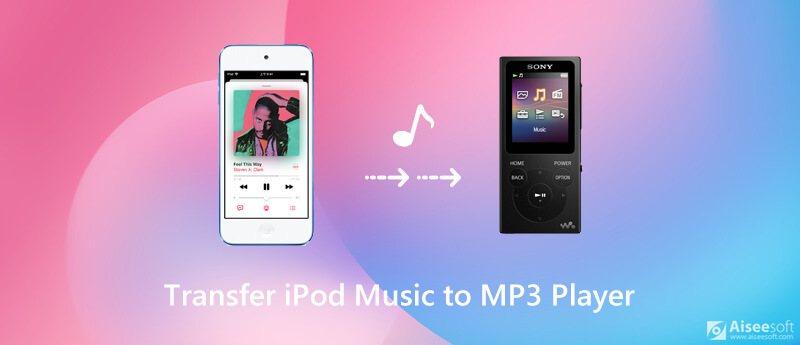 Trasferisci musica da iPod a lettore MP3