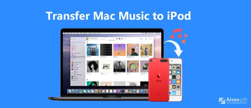 Trasferisci musica e playlist dal Mac all'iPod