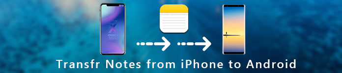 How to Transfer Notes from iPhone to Android without Data Loss