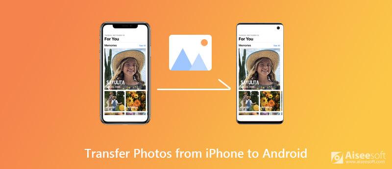 Trasferisci foto da iPhone ad Android