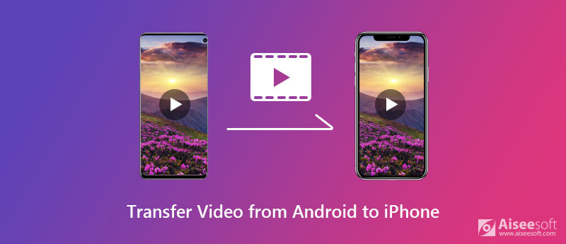 Trasferisci video da Android a iPhone