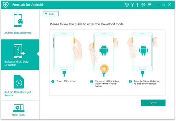 Επιβεβαιώστε τις πληροφορίες τηλεφώνου Android