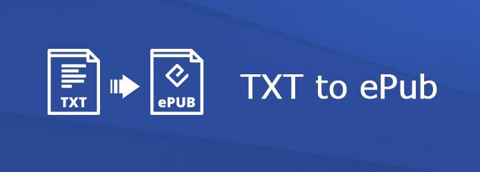 TXT στο ePub