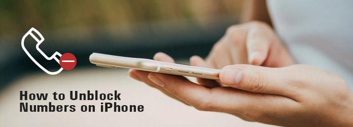 Sblocca i numeri su iPhone