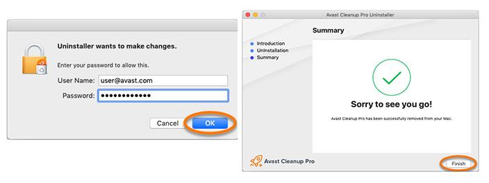 Disinstallare Avast Cleanup Pro