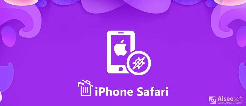 Απεγκαταστήστε το Safari στο iPhone