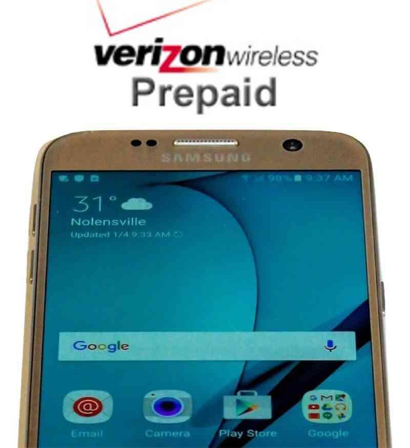解鎖Verizon預付費電話