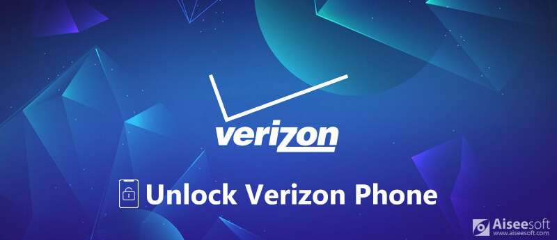 解鎖Verizon手機