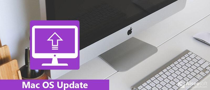 Aggiornamento per Mac OS