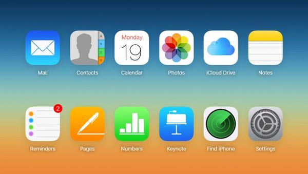 Δείτε το Old WhatsApp Backup στο iCloud