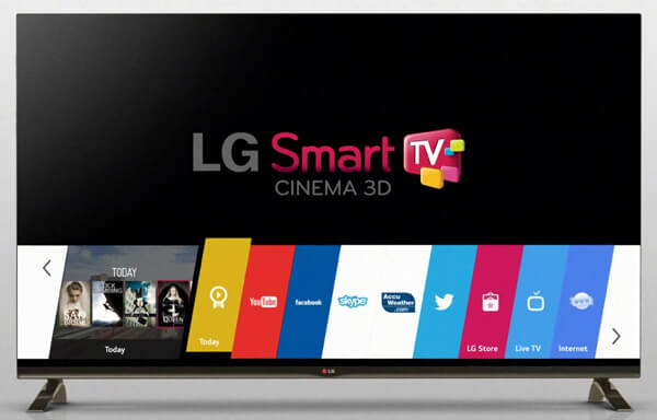 Guarda YouTube su Smart TV