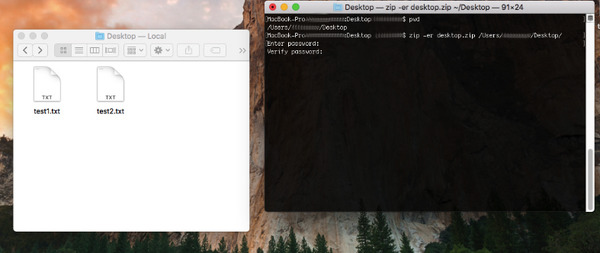 Προστατέψτε με κωδικό πρόσβασης ένα αρχείο Zip