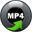 Aiseesoft DVD to MP4 Converter icon