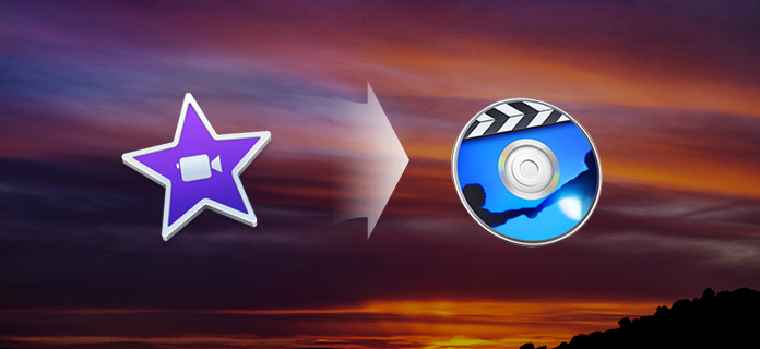 how to create a dvd from imovie