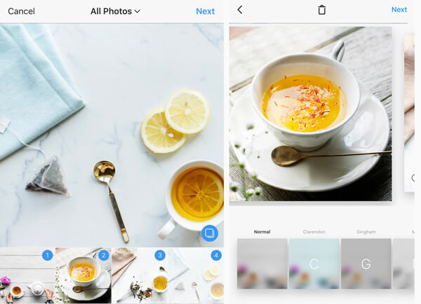How to Make a Slideshow on Instagram