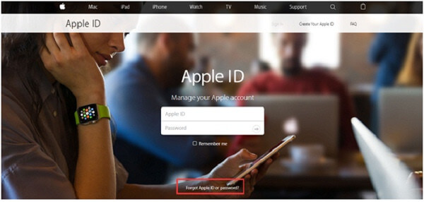 Account ID Apple