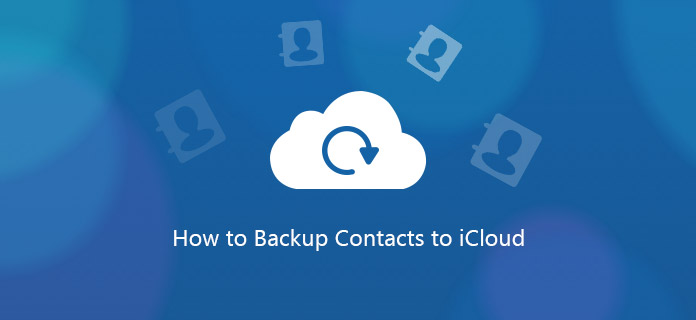 Backup Contacts to iCloud
