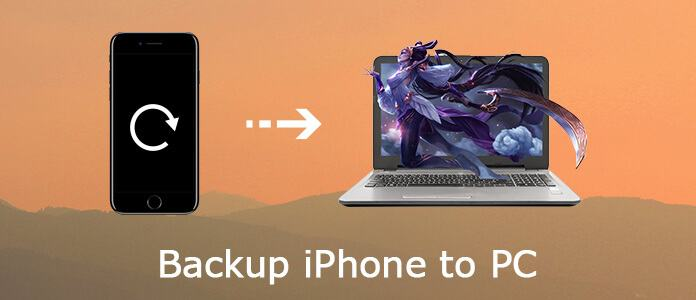 Eseguire il backup di iPhone su PC