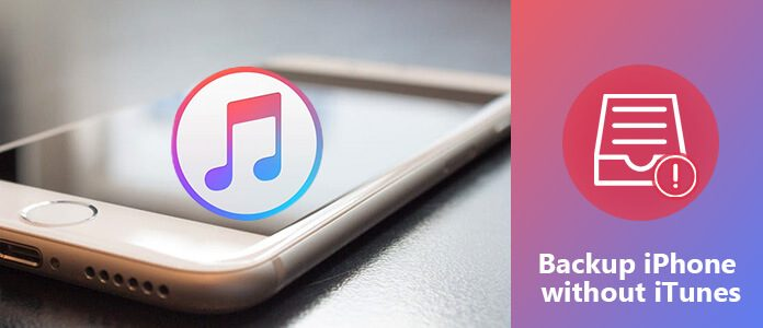 Backup iPhone senza iTunes