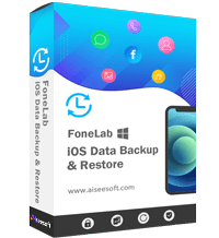 iOS Data Backup and Restore