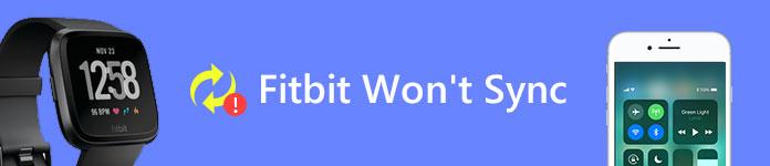Fixbit無法同步