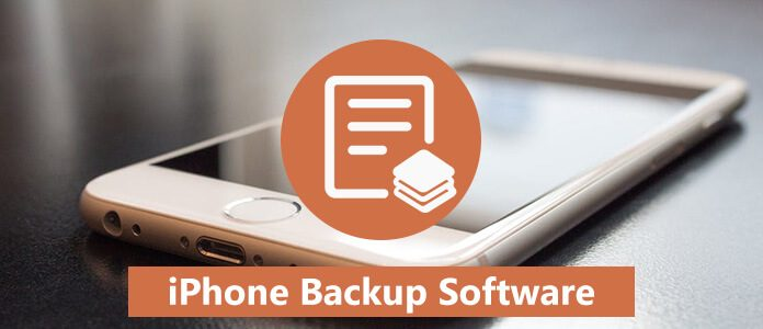Software di backup per iPhone