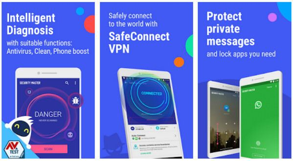 Security Master per Android